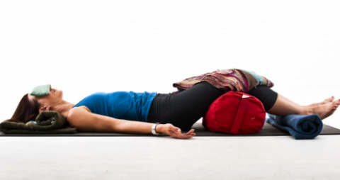 curious about restorative yoga check out yoga therapy at