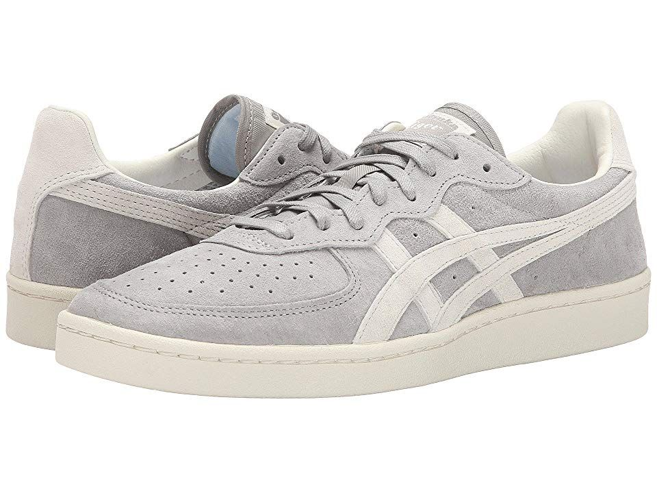 Onitsuka Tiger by Asics GSM (Light Grey/Off White) Shoes. Turn up ...