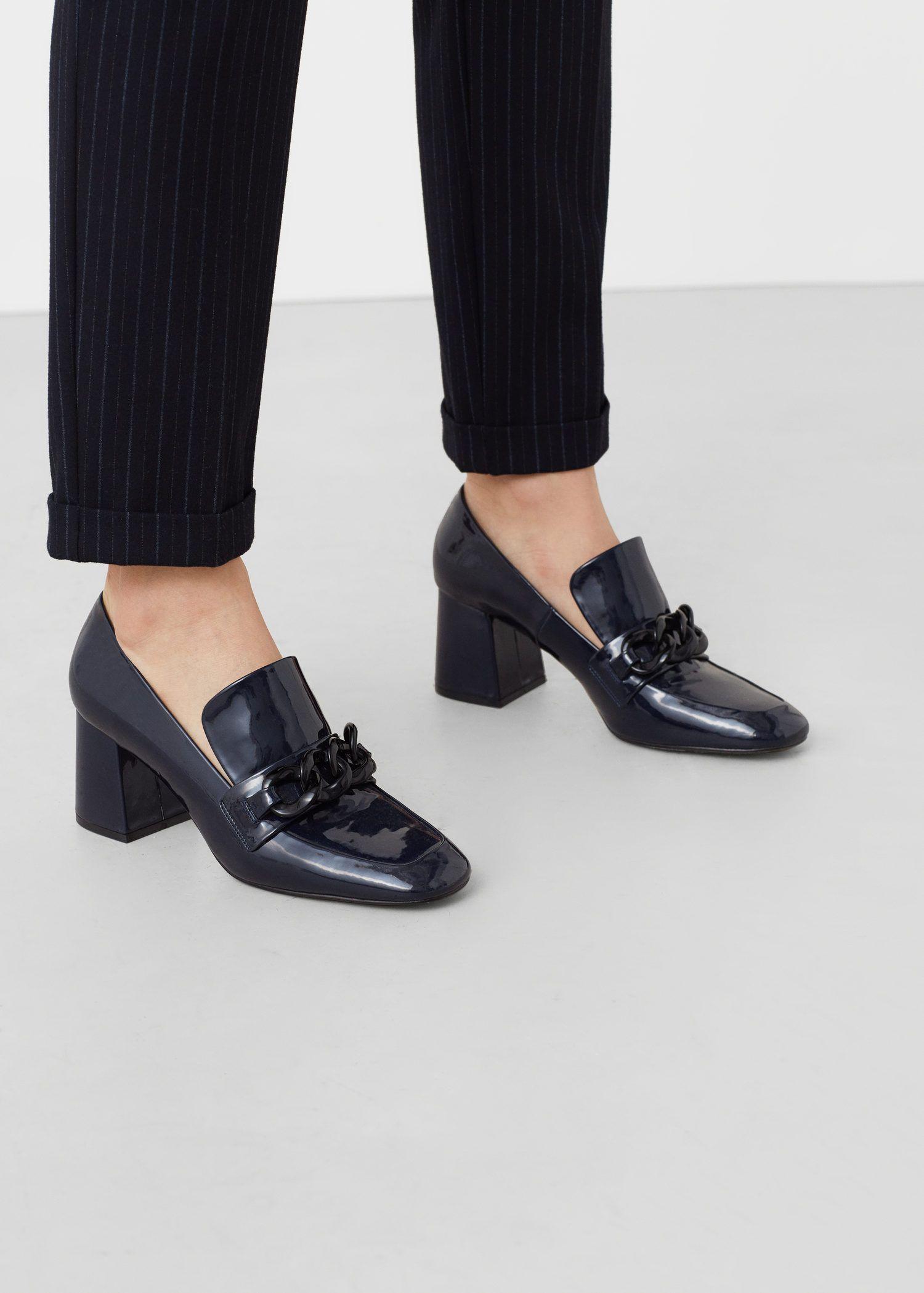 Canarias MujerMango De Islas En Charol Zapatos Zapato Moda QrCxeWdBo