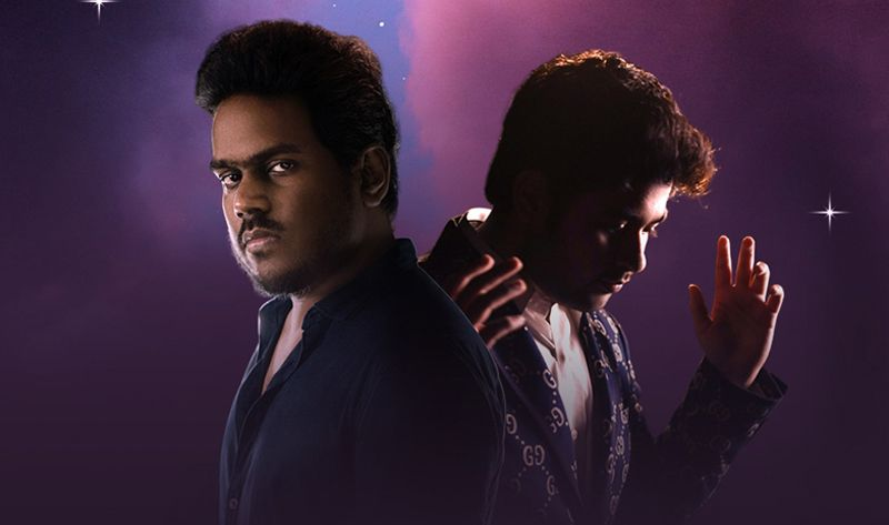 Yuvan Shankar Raja and AR Rahman's son AR Ameen collaborate for a song 'Tala Al Badru Alayna'.