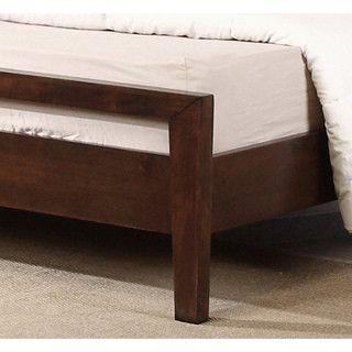 82c79eb8d15 Kota Modern Queen Size Solid Wood Platform Bed Frame