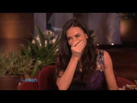 Ellen's Scare montage. Funniest thing ever! Was choking from laughing so hard! LOL!!!