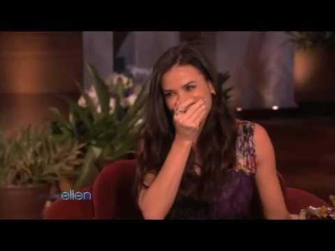 Ellen's Scare Montage. Hilarious!