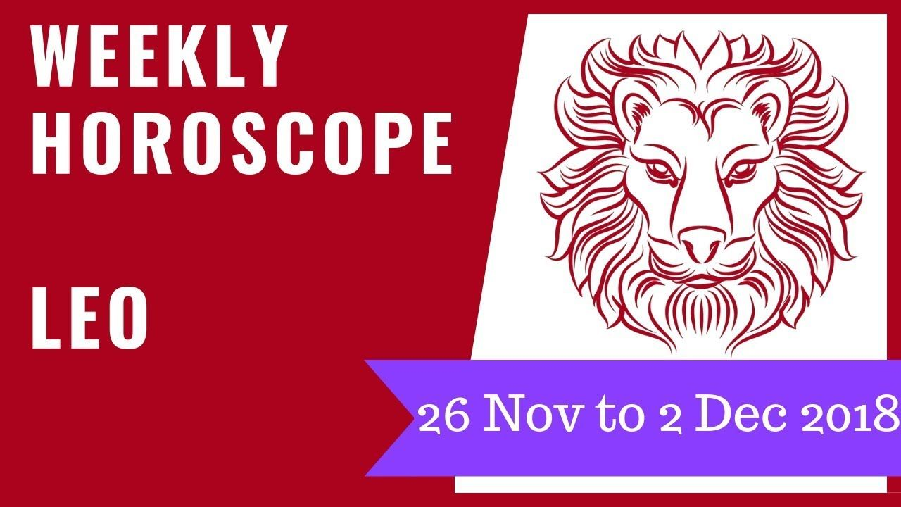 leo december 2 weekly horoscope