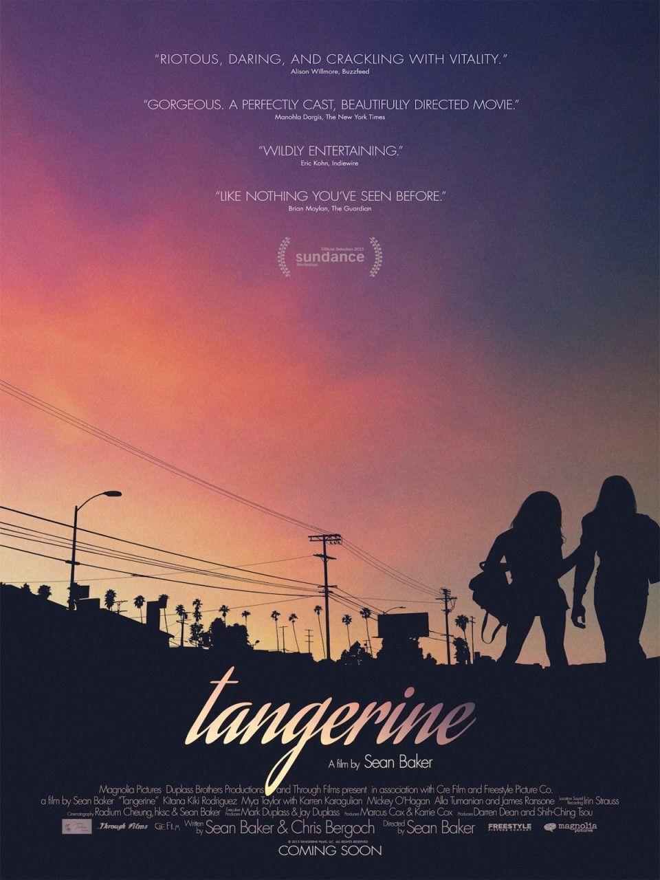 L'Étrange Festival - XXIe édition - Du 3 au 13 septembre 2015 - Tangerine