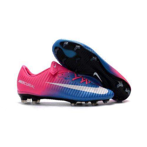 reputable site 2b485 280fd Comprar Botas Futbol Nike Mercurial Victory VI FG Rosas Biue