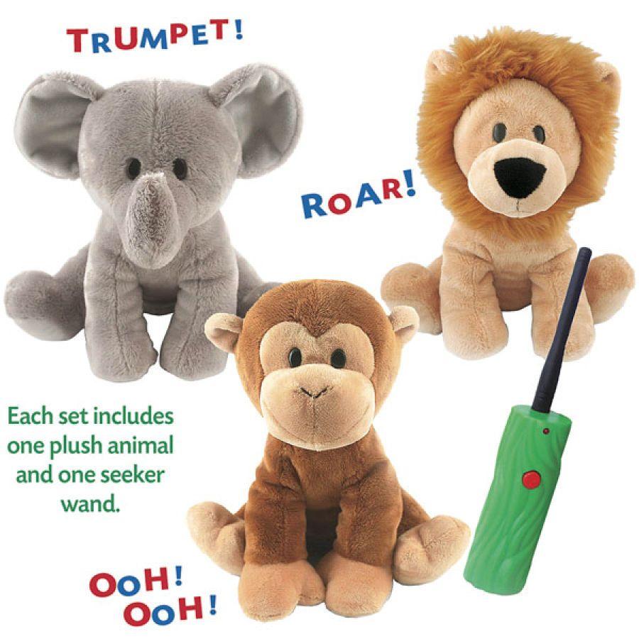 Hide and Seek Safari Jr - Educational Toys, Specialty Toys ...