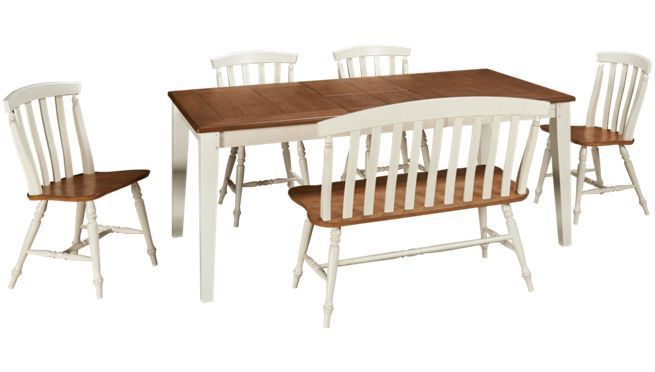 Even better option for kitchen, b/c of bench on one side. $1100 ...