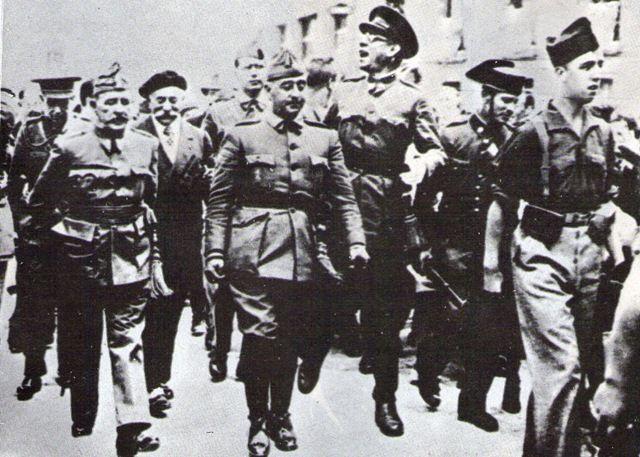Resultado de imagen de guerra civil y dictadura