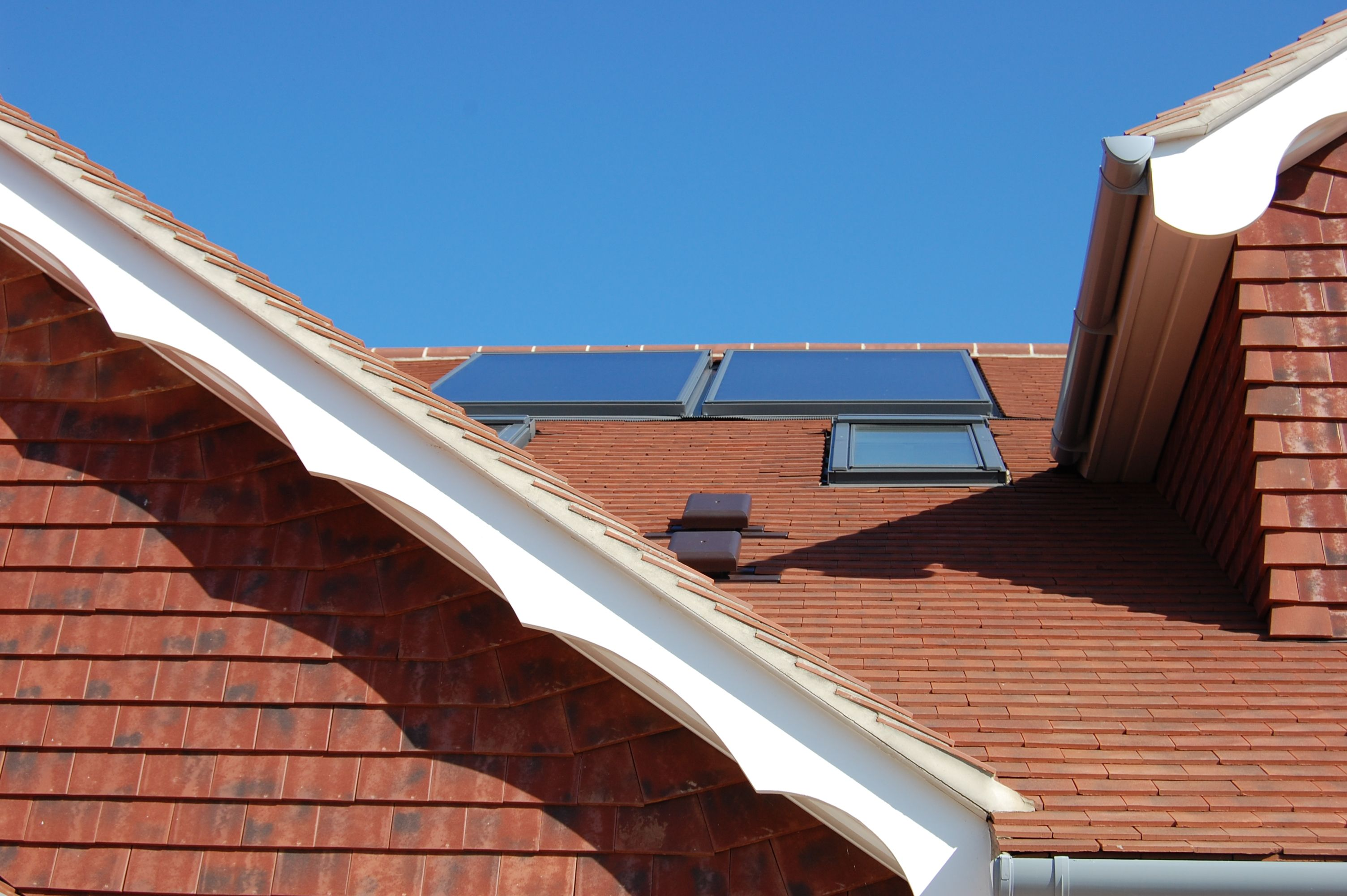 Solar Thermal Panels By Velux Solar Thermal Panels Room With