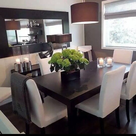 Modern Dining Room Setup Love Dining Room Small Modern Dining