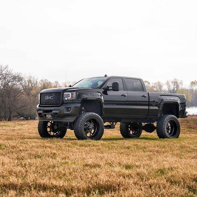 Diesel Truck Addicts On Instagram Badass Gmc Rate 1 10 Trucks