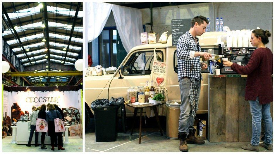 Afgelopen weekend vond in de fabriek De Overkant in Amsterdam-Noord de vierde editie van het webshopevent Flavourites Live!