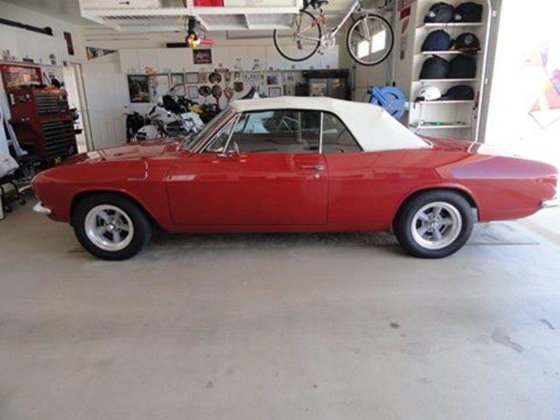 1965 Chevy Corvair Monza Convertible (AZ) - $16,500 Please call ...