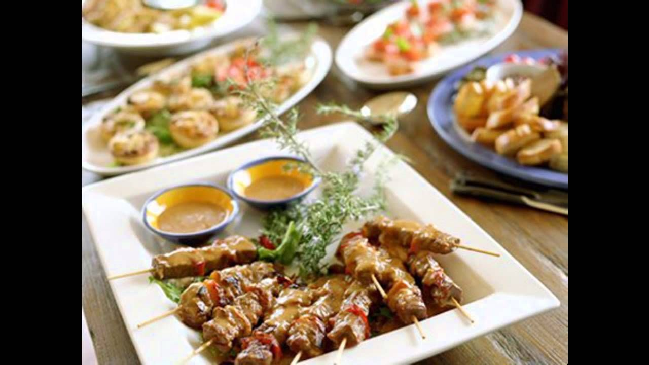 Best Party finger food ideas | Appetizers انواع پيش غذا | Pinterest ...