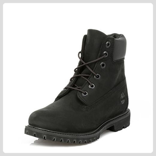 674f6e81c6 Timberland Damen Schwarz Premium 6 Inch Boots-UK 3.5 - Stiefel für frauen  (*Partner-Link)