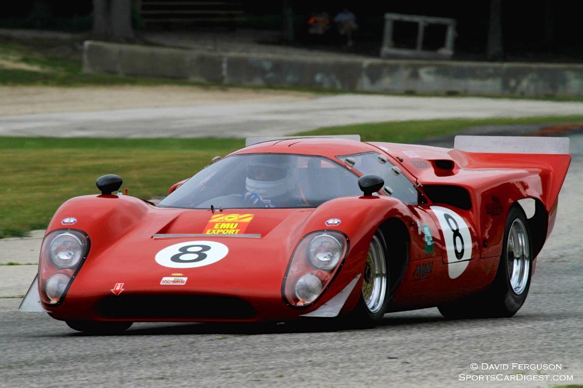 Toby Bean, 69 Lola T70 Mk lllb | LOLA | Pinterest | Beans, Brian ...