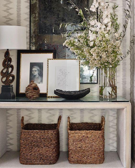 Foyer Wallpaper Nz : Sabon home foyer decor