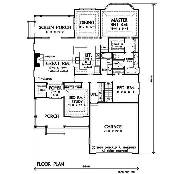 Pin By Don Gardner Architects On House Plans House Plans Floor Plans How To Plan