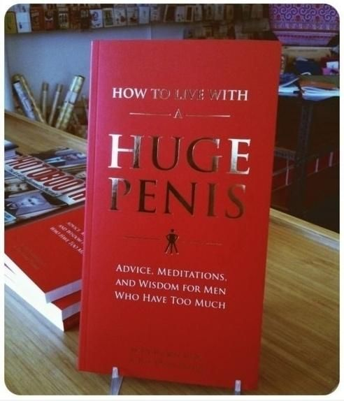 Living with a big penis