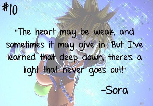 Sora-Kingdom Hearts