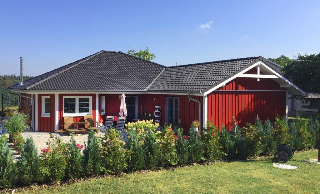 Referenzobjekte Haus, Schwedenhaus