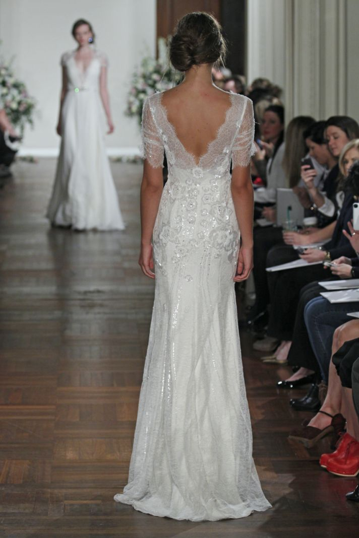 Endless Glam Breathtaking Backs 15 New Bridal Stunners From Jenny Packham Jenny Packham Wedding Dresses Wedding Dresses Jenny Packham Wedding