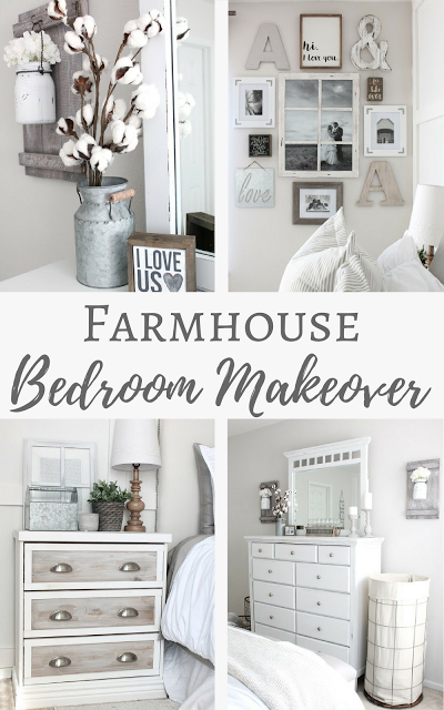 Simply Beautiful By Angela  Farmhouse Master Bedroom MakeoverSimply Beautiful By Angela  Farmhouse Master Bedroom Makeover  . Farmhouse Bedroom. Home Design Ideas
