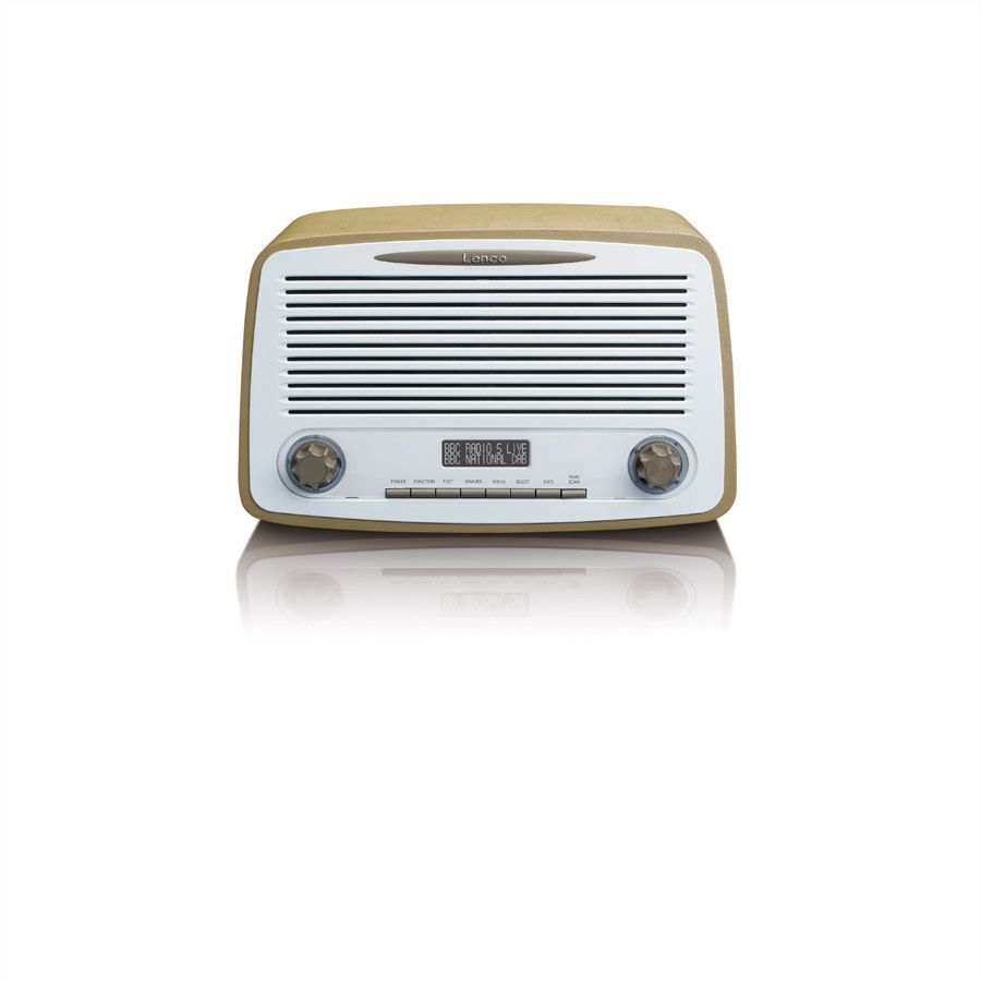 Lenco Dar 012 Fm Dab Radio Bluetooth Digitales Radio Lautsprecher Bluetooth