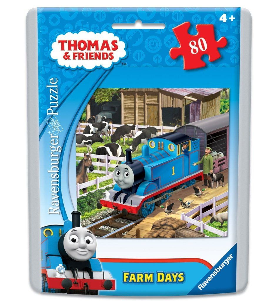 Thomas & Friends - Farm Days - 80 Piece Jigsaw Puzzle