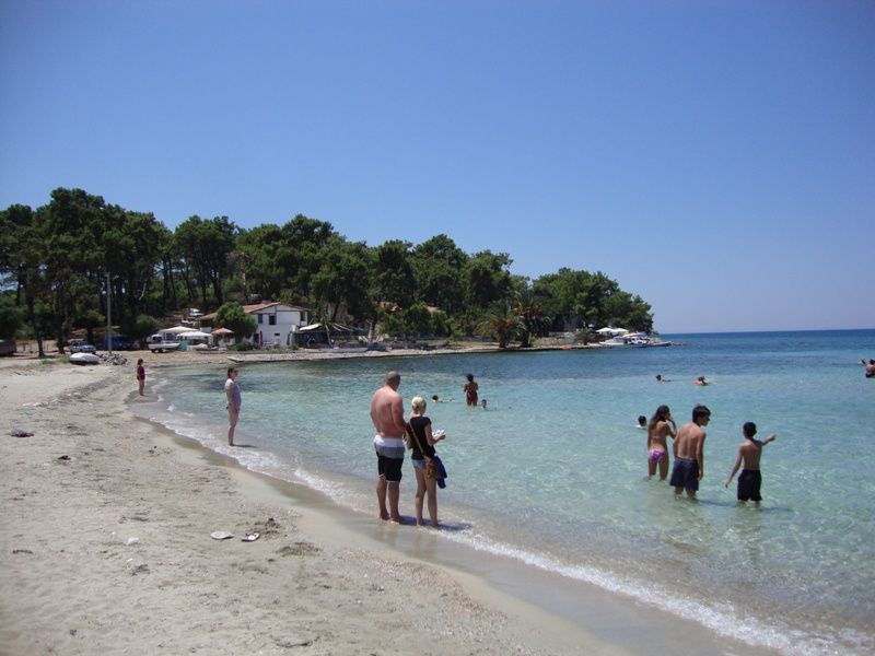 Bozbuk Beach On The Aegean Coast Of Turkey Beaches