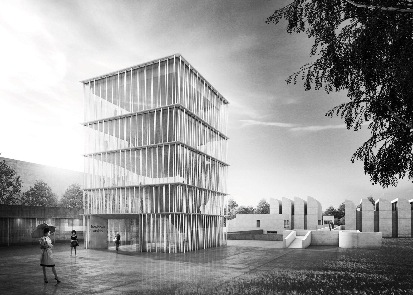 Staab Architekten chosen to extend Berlin's BauhausArchiv