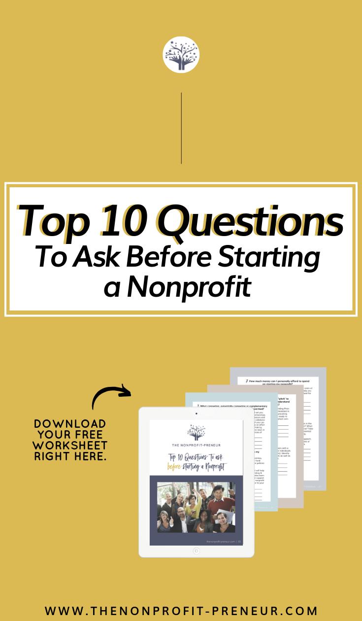 19 Non Prof Ideas Nonprofit Startup Nonprofit Fundraising Nonprofit Marketing