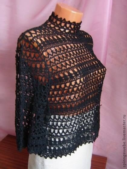 Crochet top with diagrams ...Anna Crochet Hungari