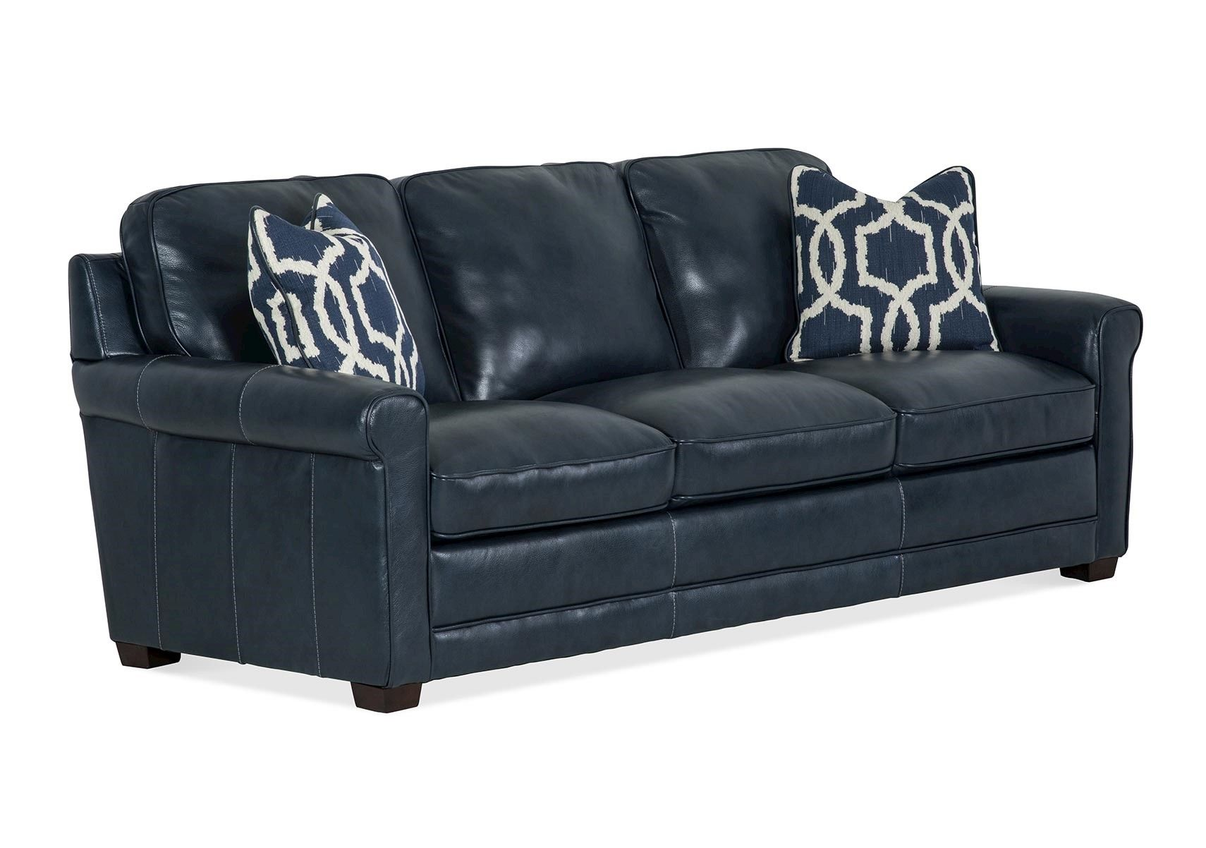 Beau Lacks | Scranton Leather Sofa