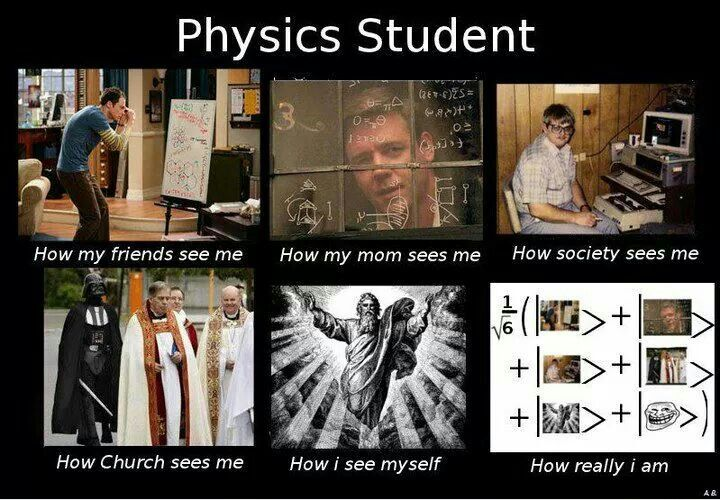 Physics Student Humor Funny Science Jokes Physics Humor