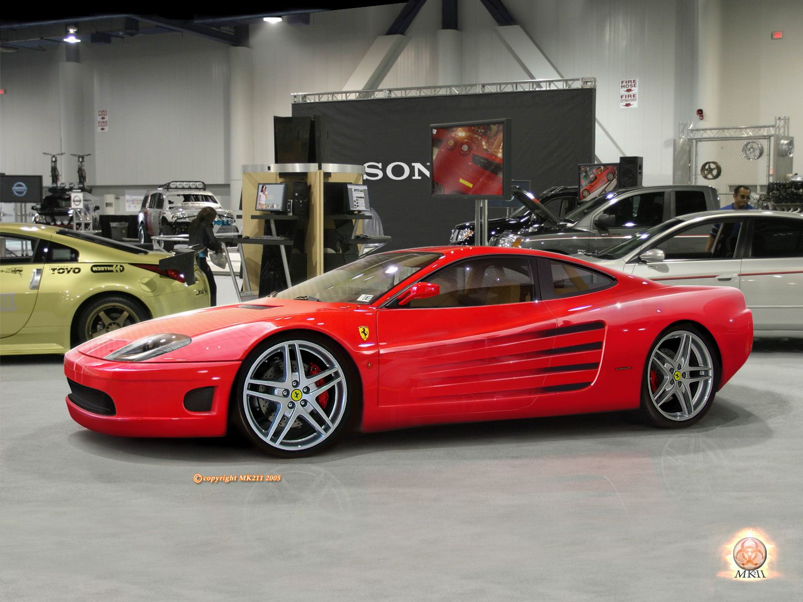 Ferrari Testarossa Still One Of The Coolest Cars Ever