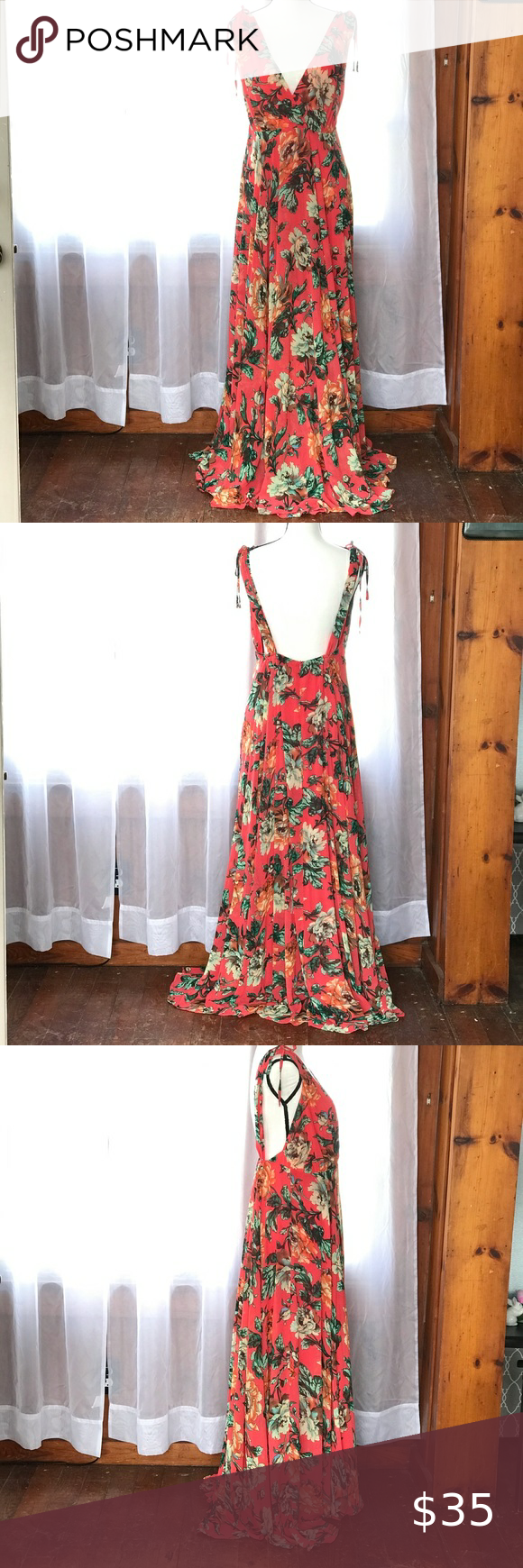 Spotted while shopping on Poshmark: HPLulus Bold and Full Of Summer Dress! #poshmark #fashion #shopping #style #Lulu's #Dresses & Skirts