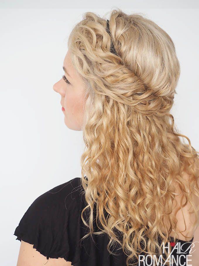 Mis 10 Dos Y No Hacer Para El Pelo Rizado Cute Curly Hair