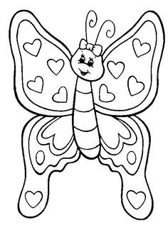 Valentine Coloring Pages Valentines Day Coloring Page Valentine Coloring Sheets Butterfly Coloring Page