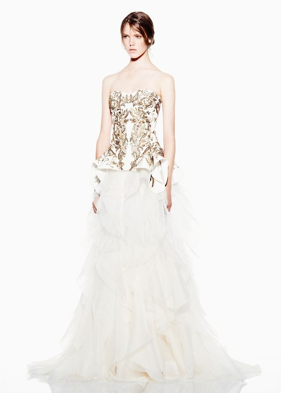 Glam Up Your Bridal Look With Gloves | Alexander McQueen, Wedding ...