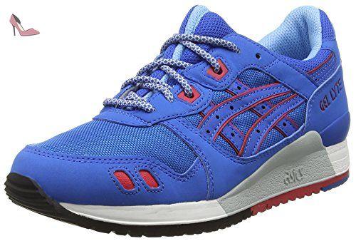 ASICS Gel-lyte Iii, Sneakers Basses adulte mixte - Bleu (mid Blue ... af8484b16d53