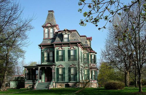 images about Second Empire style architecture on Pinterest       images about Second Empire style architecture on Pinterest   Mansard Roof  Empire and Victorian