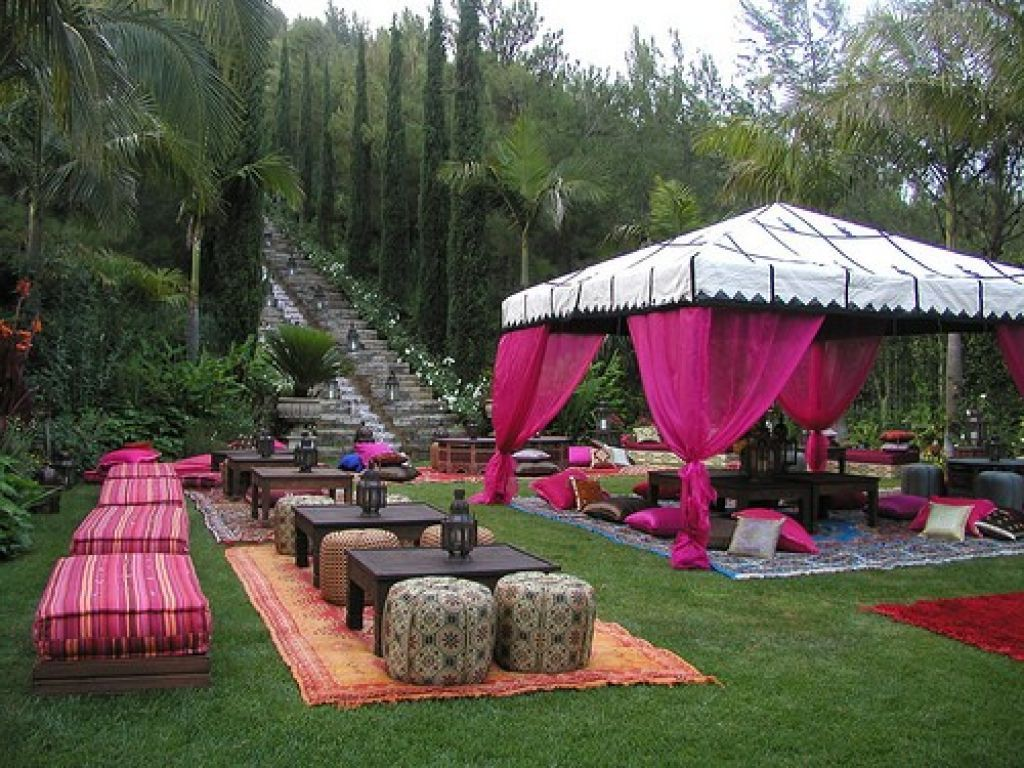 Outdoor party decorations pinterest for alice in for Outdoor party tent decorating ideas