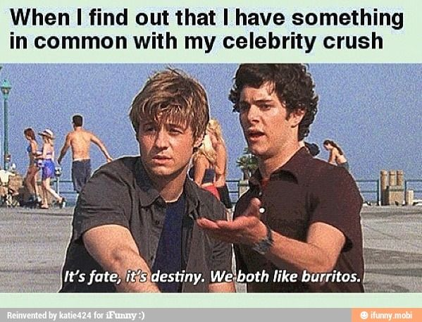 Celebrity crush / iFunny :)