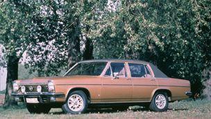 Opel - 1969 - Opel Diplomat B V8, 1969–1977.