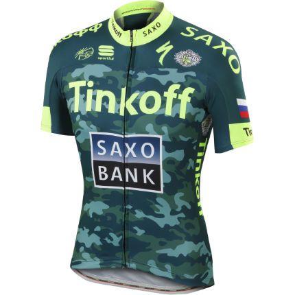 Download Sportful Tinkoff-Saxo Camouflage Team Jersey | Team ...