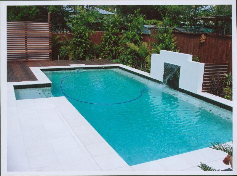 Madeira By Narellan Pools: Simon O'Carroll Swimming Pools (Brisbane, Australia