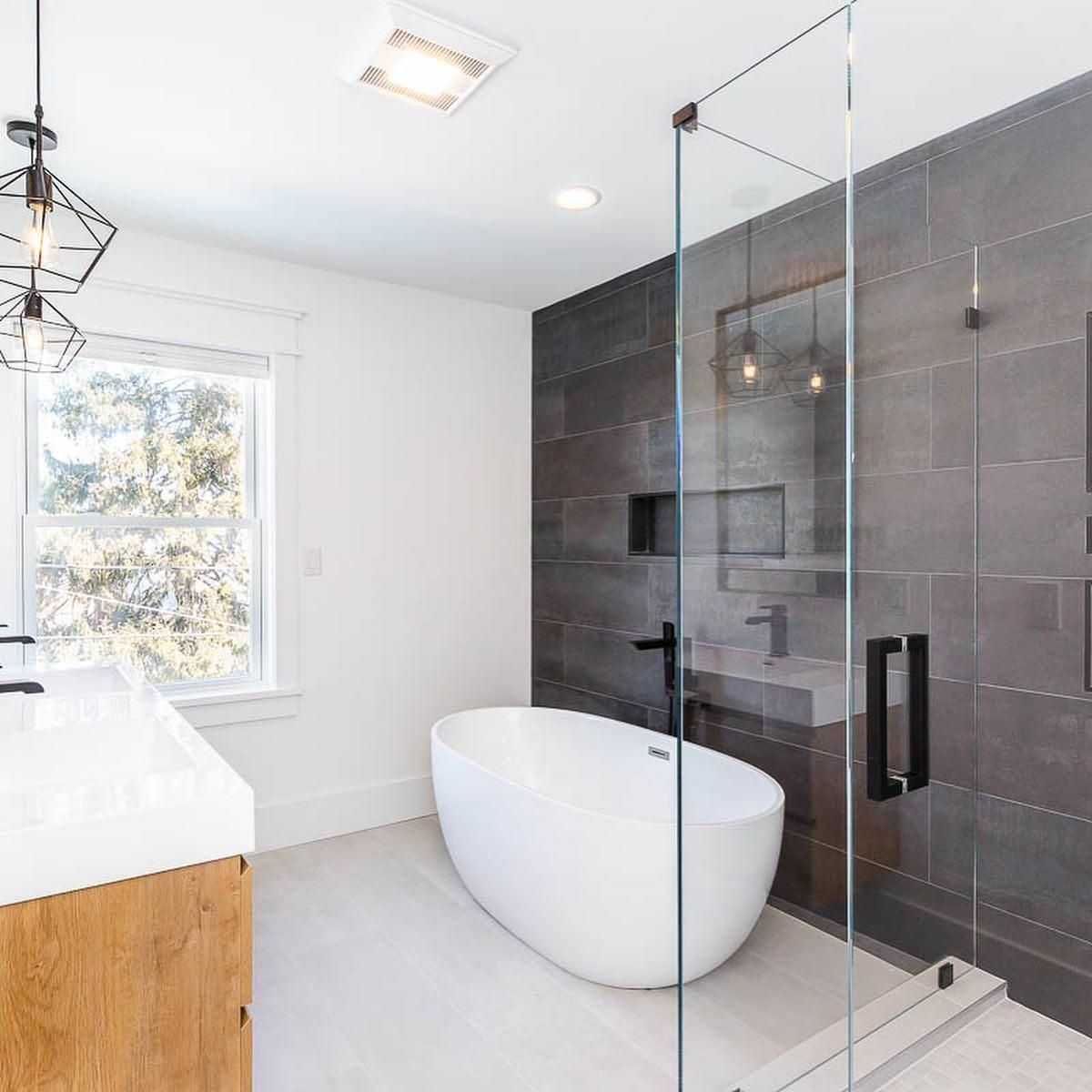 Tried And True Wall And Floor Tile Combinations The Tile Shop Blog Bathroom Wall Tile Bathroom Tile Designs The Tile Shop