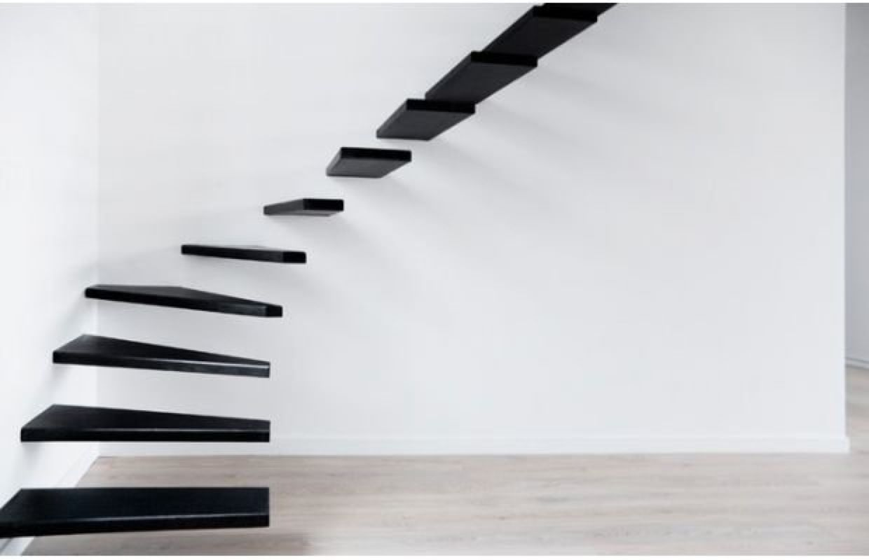 Cool Stairs Floating Staircase Stairs Design Staircase